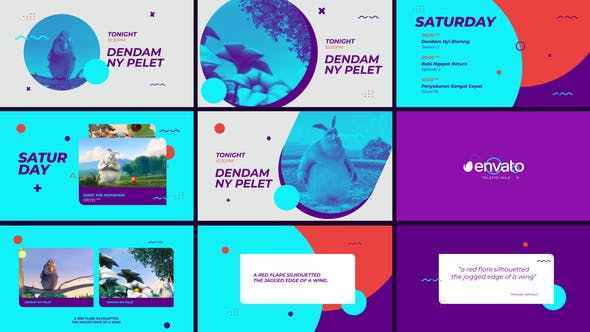 VIDEOHIVE BROADCAST CHANNEL IDENTITY