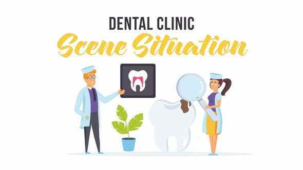 VIDEOHIVE DENTAL CLINIC – SCENE SITUATION